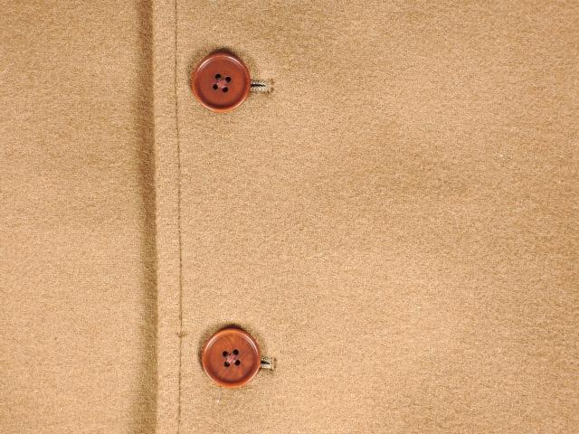 コートのボタンが取れちゃった!ボタンの縫い方のコツ備忘録