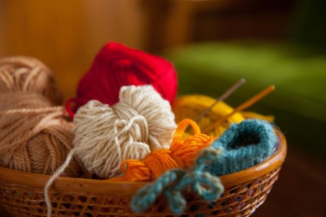 こんなアイデアがあった!ニットトートバッグの編み方!