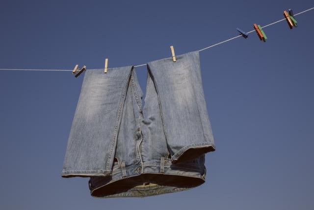 ジーンズは洗濯の仕方を工夫すれば色落ち防止もできる!