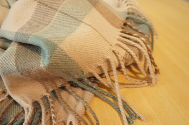 オシャレなストールの編み方!簡単で世界にひとつのストール