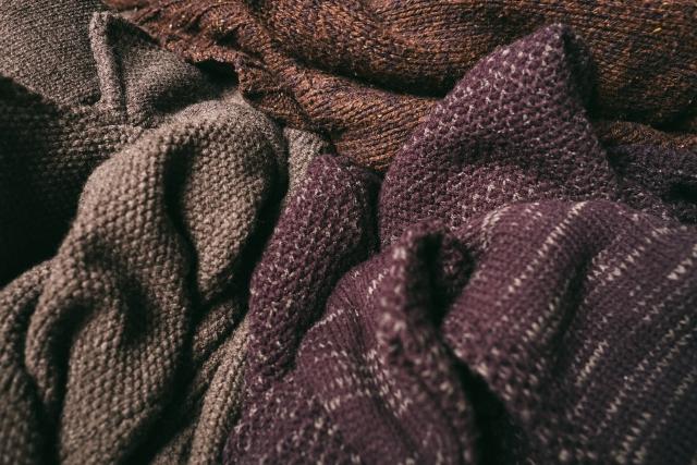 セーターの縮みをアイロンで簡単元通り!生活のお役立ち情報