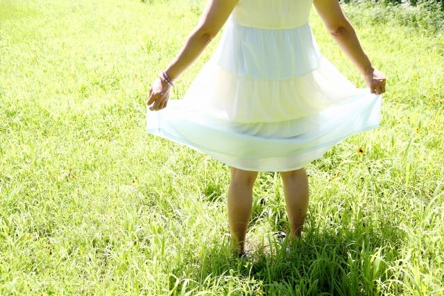 お洒落なスカートは生地で決まる!夏を楽しく過ごしましょう