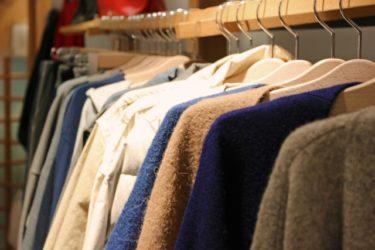 良質コートは素材で決まり!おさえておきたい高級素材!