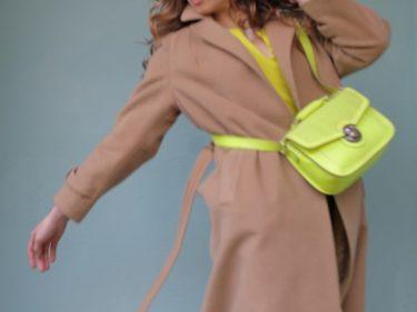 コートコーデのアクセントにはバッグを!色別コーデをご紹介