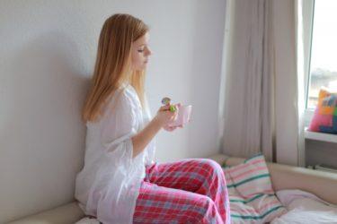 シャツはパジャマとしても使える!ロングタイプがおすすめ!