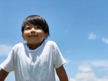 大人シャツを手軽な作り方で子供服にリメイク!簡単例ご紹介