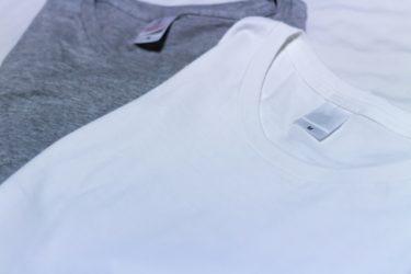 増えてしまったTシャツを使って半袖の重ね着テクニック!