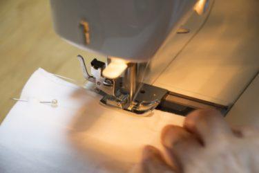 スカートのほつれの直し方!ミシンで難しい時は手縫いで直す
