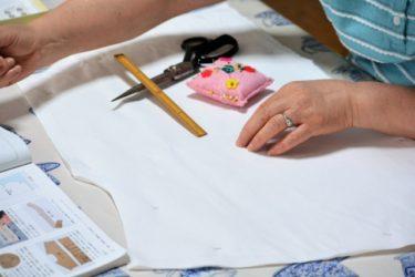 スカート作りはハンドメイドの基本!生地を選んで楽しく製作