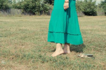 スカートに悩む春夏!ロングスカートで大人女子コーデに挑戦