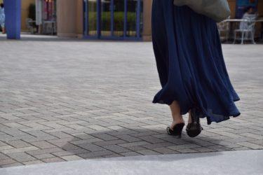 スカートは生地選びをポイントにするのがおすすめです!