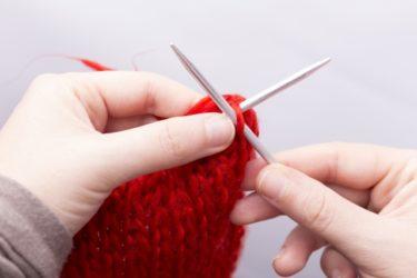 ニットベレー帽の編み方を覚える!サイズもデザインも自在!