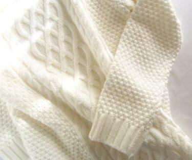 大切なセーターがほつれてしまったら!簡単な縫い方とは?