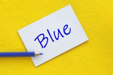スカートがブルーの場合のおしゃれな全身コーディネート!