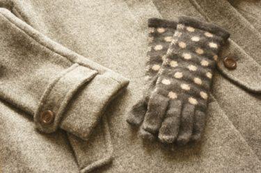 コートは軽い素材なら疲れにくいかも!素材別の特徴を紹介