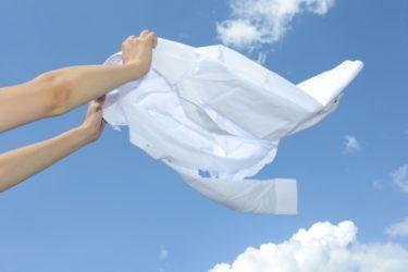 シャツを洗濯してできるシワを防ぎたい!簡単にできる予防法