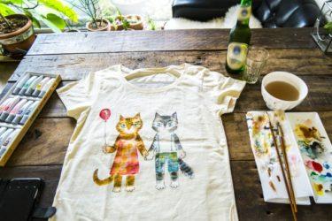 Tシャツを手作りしてみよう!自宅でもできるプリントの仕方