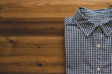 ギンガムチェックシャツをメンズコーデに!重ね着の楽しみ方