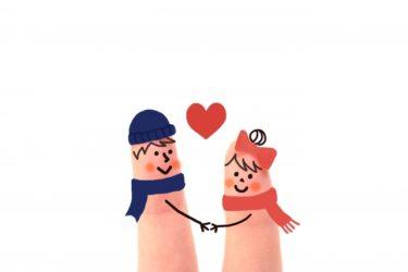 アウターをお揃いにするペアルックがカップルに人気!