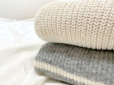 コスパ&デザインgoodのセーターはユニクロor無印でゲット!