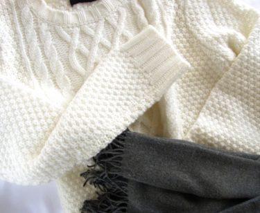 セーターの冬コーデ!メンズセーターのインナーは何を着る?